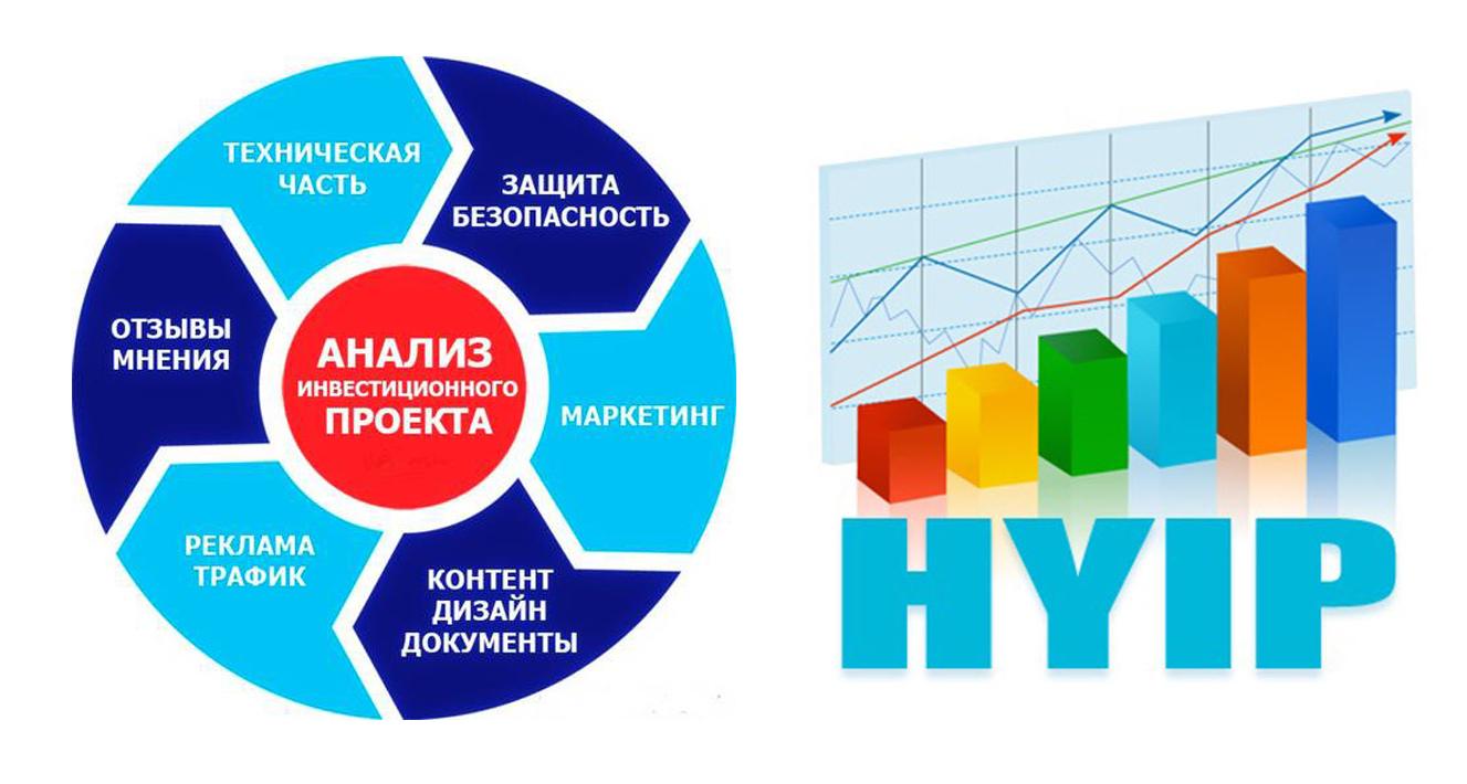 Параметры анализа хайп-проекта