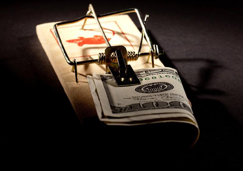 Бездепозитные бонусы чаще всего нельзя вывести