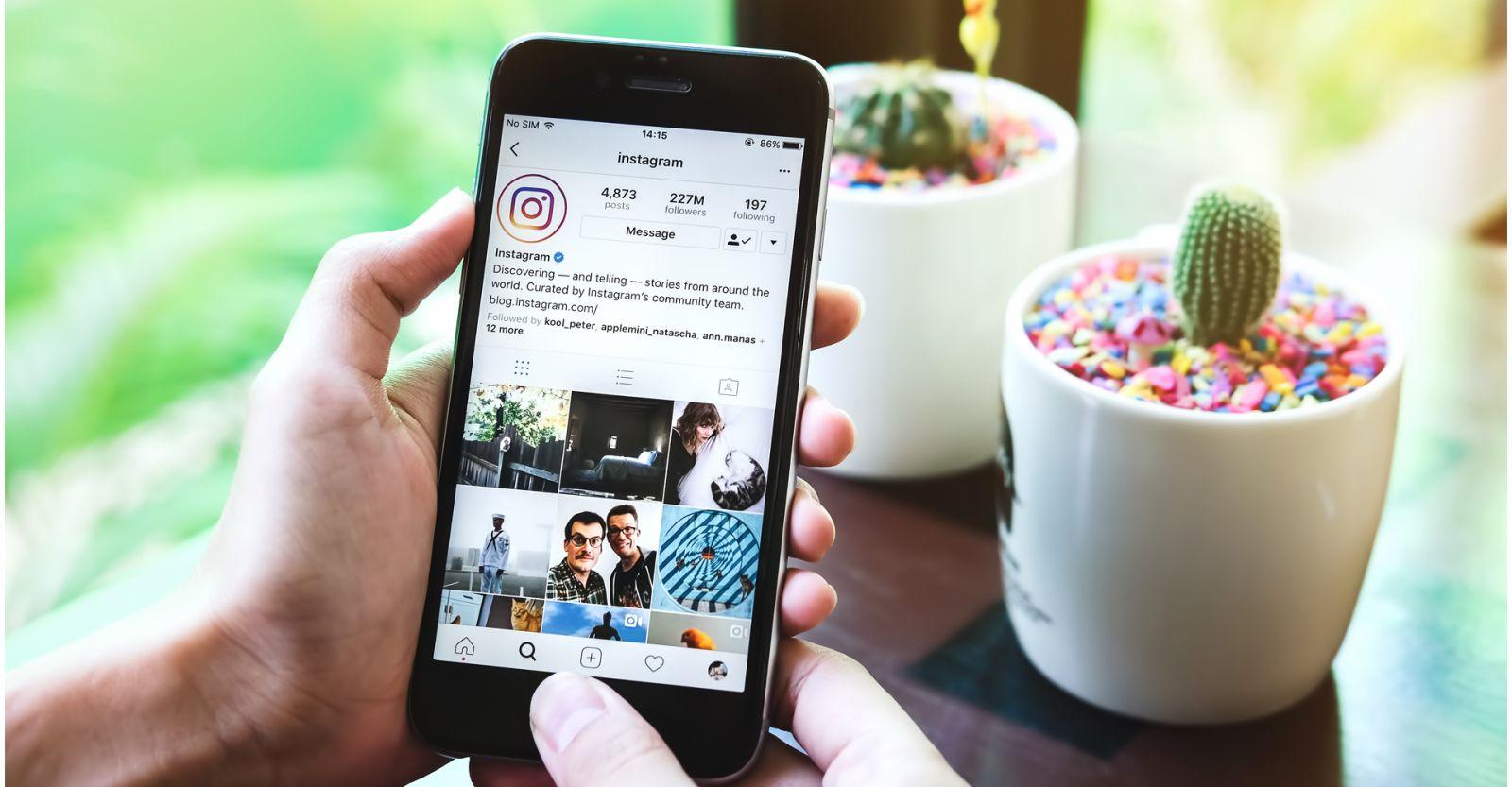 Ведение блога в социальной сети Инстаграм