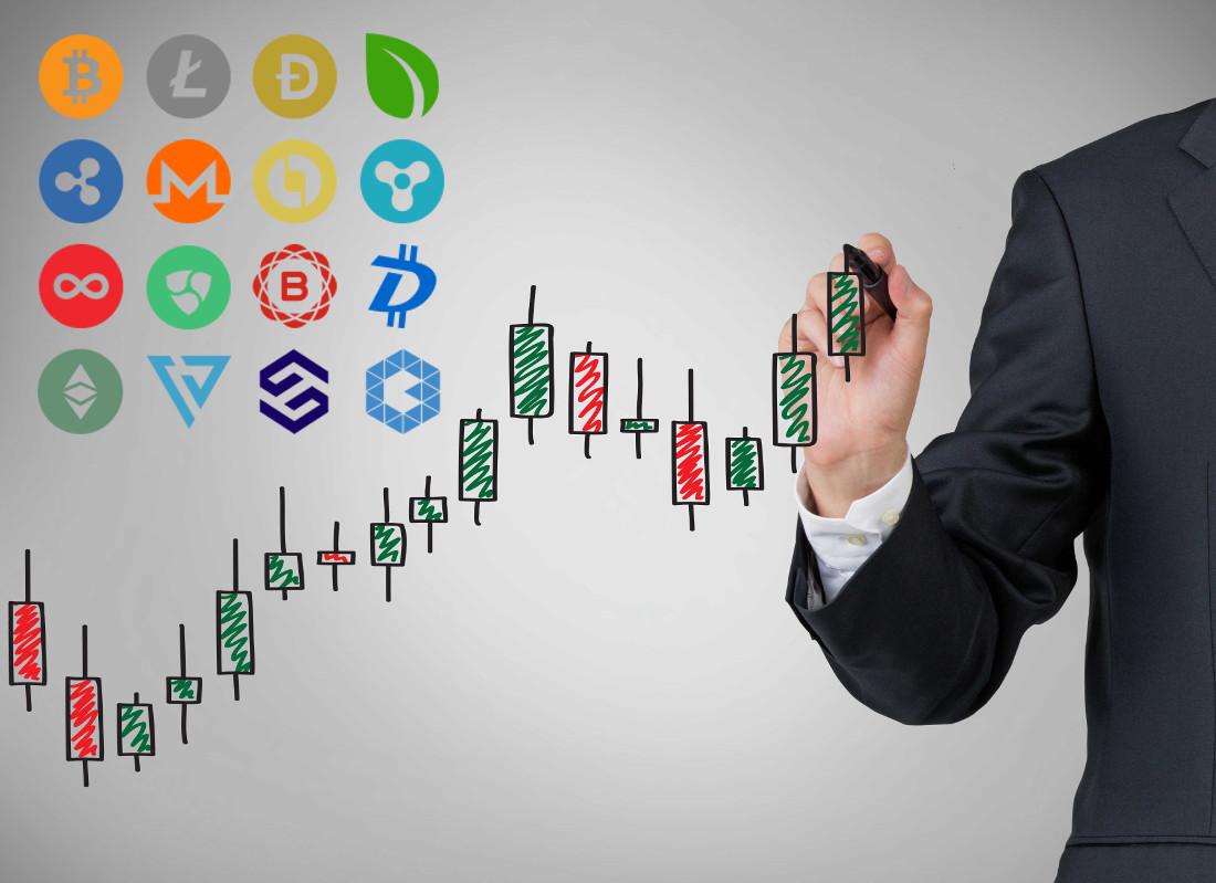 Торговля криптовалютой на финансовых рынках
