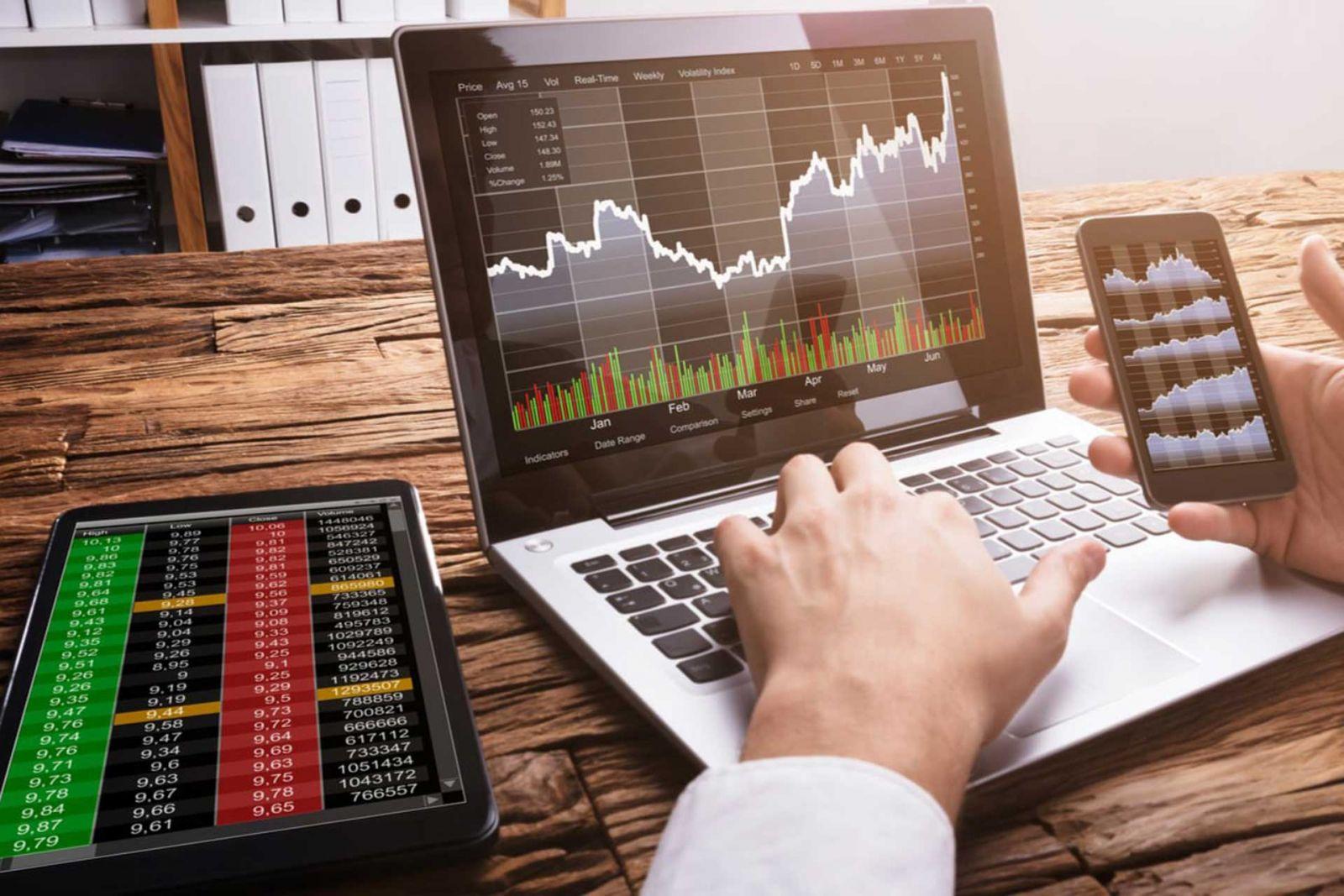 Торговля на бирже Форекс