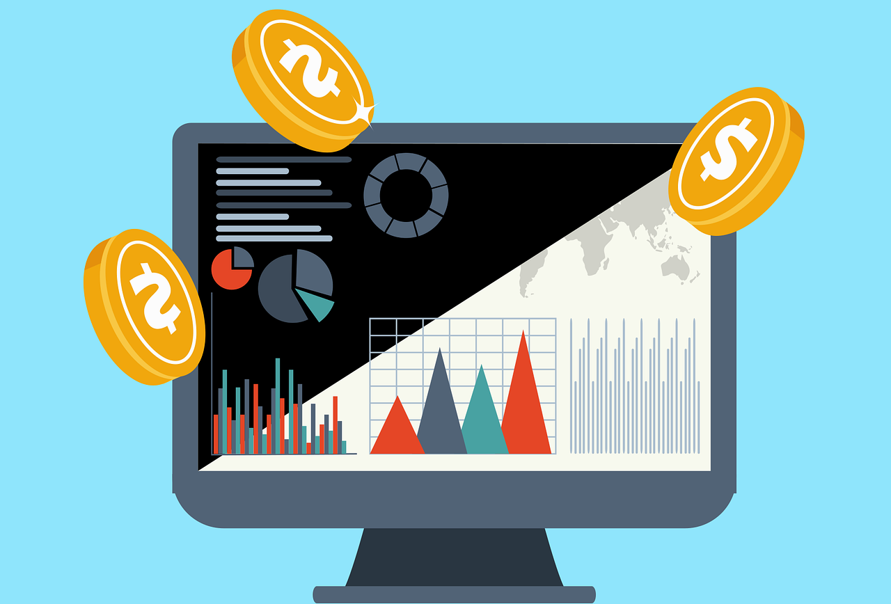 Инвестиции в акции онлайн