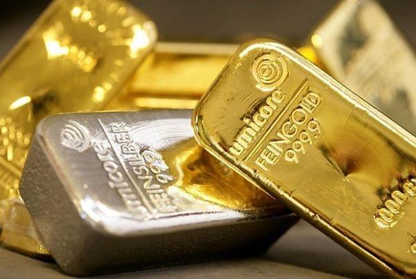 Золото и палладий