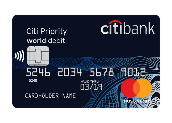 Citi Priority от Ситибанка