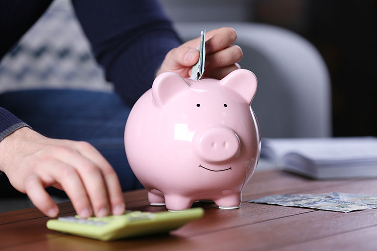 таблица для накопления денег