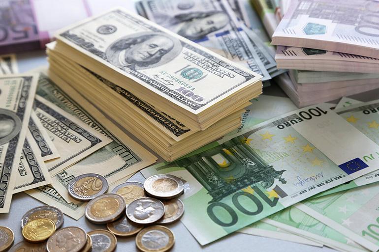 Влияние валюты