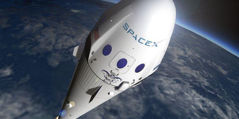IPO компания SpaceX