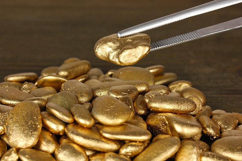 Прогноз цены золота