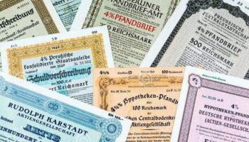 Свойства акции как ценной бумаги