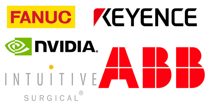 Логотипы компаний-участников фонда