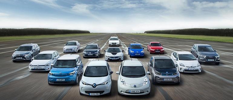 ETF на электромобили