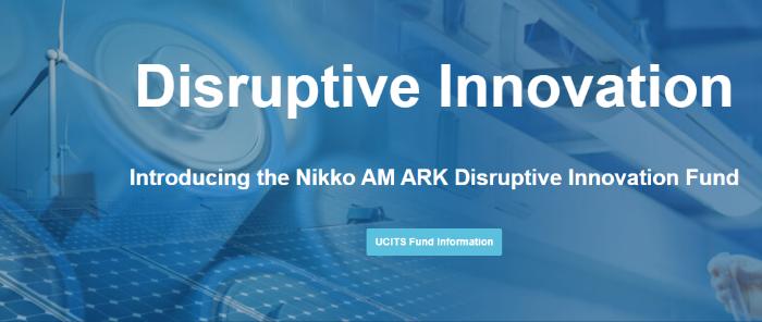 ARK Disruptive Innovation