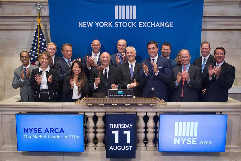 Биржа NYSE Arca